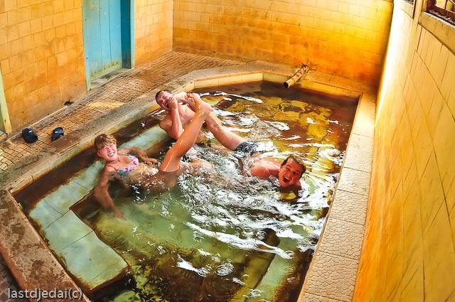 ванночка в домике