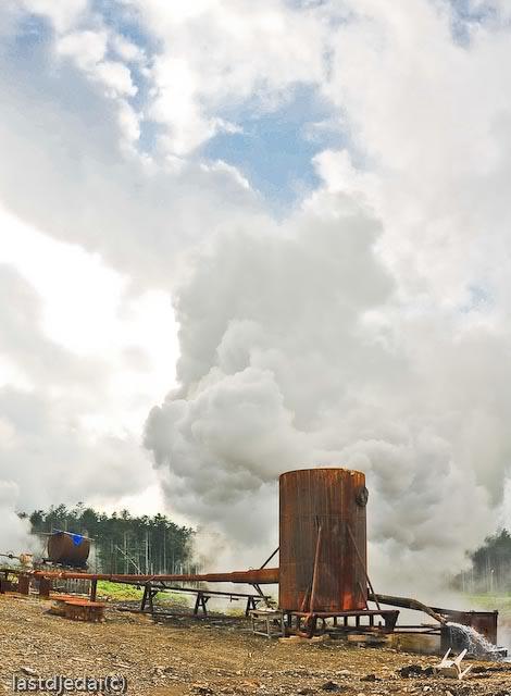 кусочек геотермальной станции