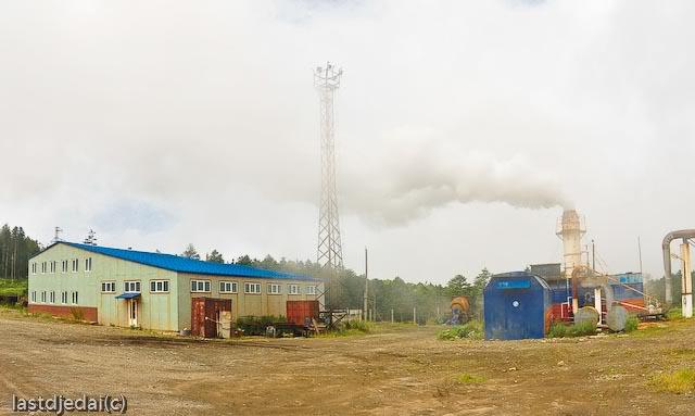 кусочек геотермальной станции 2